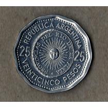Argentina 25 Pesos 1966 - Sin Circular -