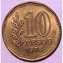 Moneda - 10 Pesos - Argentina - Año 1978