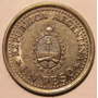 Moneda - 1 Peso - Argentina - Conmemorativa 25 De Mayo 1810