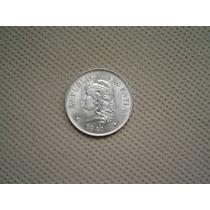 Moneda Niquel Argentina 50 Centavos 1941