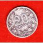 Moneda Argentina 20 Ctvos. 1907