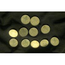 Monedas Argentinas Años 50.de 20 Centavos.son 11.
