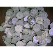 Medio Kilo Niqueles 5 10 Y 20 Centavos Mas De 120 Monedas