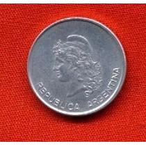 Moneda - Argentina - 10 Centavos - Año 1983