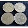 4 Monedas 50 Pesos 1978 79 80 81 Se Vende El Lote