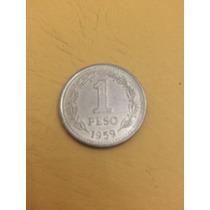 1 Peso Argentino De 1959