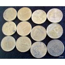 1 Centavo De Austral 1986 Se Vende Lote 14 Monedas