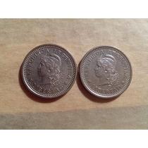 Argentina Monedas 1 Peso Año 1959, Especiales Y Buenisimas++