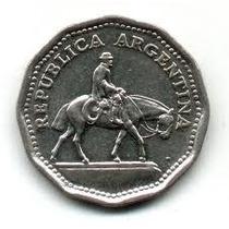 Lote 68 Monedas De 10 Pesos - El Resero