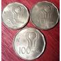 1978 - Argentina - Lote De 20, 50 Y 100 Pesos - Mundial