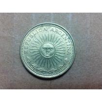 Moneda Antigua Argentina 5 Pesos 1976