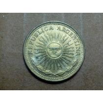 Moneda Antigua Argentina 10 Pesos 1977