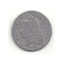 Argentina - 5 Ctvs. - Año 1906