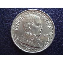 Argentina - Moneda De 10 Pesos, Año 1977 - Muy Bueno