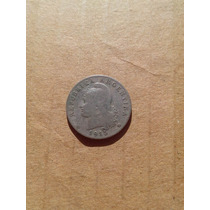 Monedas Antiguas Argentina 1915 20 Centavos Niquel