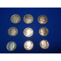 Monedas Argentinas 10 --centavos 1942/50 Ebc Bronce