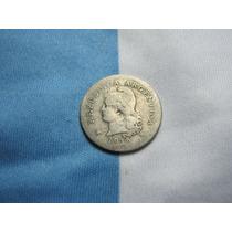 Argentina Niquel 10 Centavos 1915