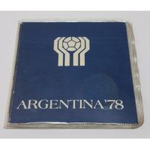 Set - Blister De 3 Monedas Mundial De Fútbol Argentina 78