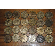 Monedas Argentinas50 Centavos Arg.lote 11