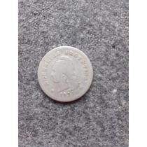 Monedas Antiguas Argentina Niquel Año 1921 10 Centavos