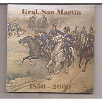 Blister Jose De San Martin Moneda De 50 Centavos Año 2000