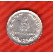 Lote 3 Monedas Argentinas De 1930 5-10-20 Ctvos.