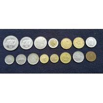Lote De 15 Monedas Argentinas