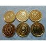 Argentina Coleccion Primera Moneda Patria 25 Pesos Bañadas