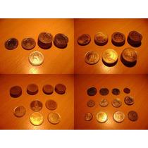 Lote De Monedas Antiguas - Argentina, Brasil, Uruguay