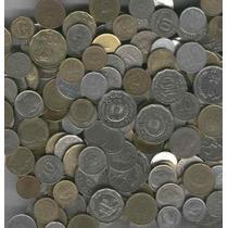 Interesante Lote De 4 Kilos De Monedas Argentinas + Regalos