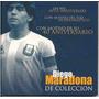 Maradona Medalla 40 Aniversario Lote X 10