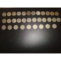 Coleccion De Cuproniquels 10 Centavos 1897-1942