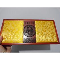Caja Con 12 Monedas 10 Yuan 1 Onza Panda 2013 Unica En Caja