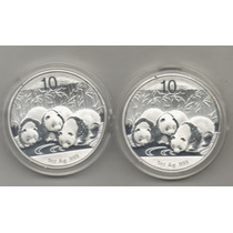 Numismatica1813. China 2013 Dos Onzas De Plata Pura 999