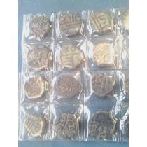 Antigua Moneda De Bronce 900 Dc India.