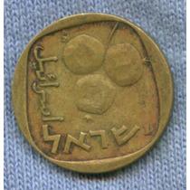 Israel 5 Agorot 1972 (5732) *