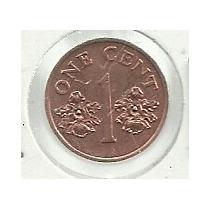 Singapure 1 Centavo 1995