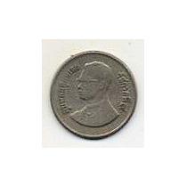 Thailandia 1 Baht Año 1982 C/n V/f Mm 1152