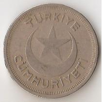 Turquia, 10 Kurus, 1936. Vf-
