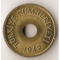 Turquia, Kurus, 1949. Sin Circular