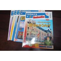 Lote De Revistas Cronica Numismatica