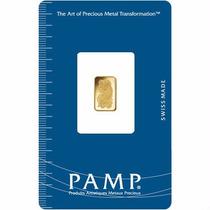 Lingote De Oro Pamp Suisse 1g 1 Gramo