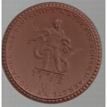 Alemania Moneda Porcelana Notgeld 1922