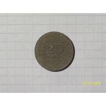 Alemania Notgel 25 Pfennig 1919