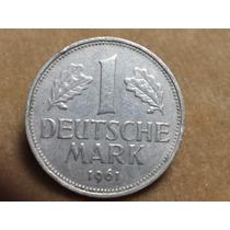 Moneda 1961alemania 1 Mark F Ref B3/p1-7