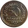 Chinacoins / Alemania Notgeld 50 Pfennig 1920 Stadt Lembeck