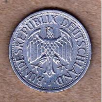 Alemania 1 Mark 1961 - Canto Parlante -
