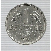 Alemania 1 Mark 1962 F