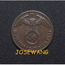 Reichspfennig, Moneda Alemana Del Año 1938