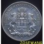 5 Mark. Moneda Antigua Alemana Del Año 1875